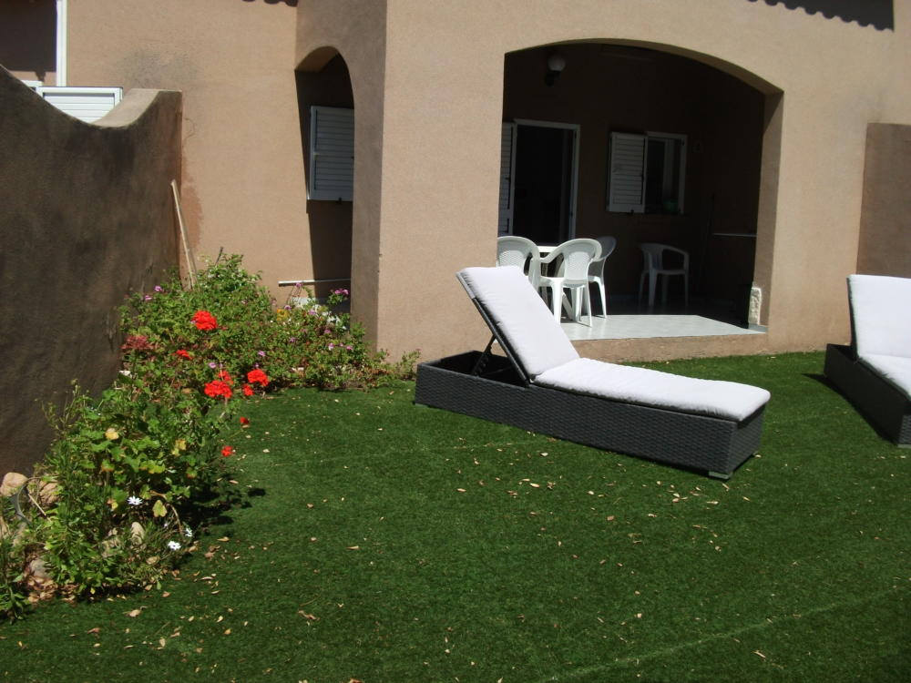 jardin Palombaggia